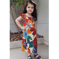 Vestido Filha Ciganinha