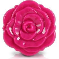 Espelho Jacki Design De Bolsa Flor Arf17278-Pk Pink Unico