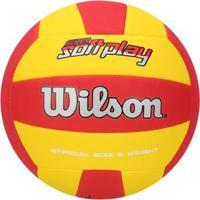 Bola Wilson De Volei Soft Play - Unissex