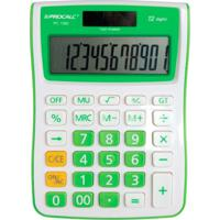 Calculadora De Mesa Pc100-G 12 Digitos Verde - Procalc