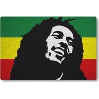Tapete Capacho Jamaicano - Colorido