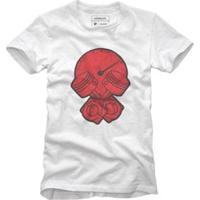 Camiseta Reserva Pistão - Masculino-Branco