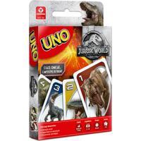 Jogo De Cartas - Uno - Jurassic World - Copag