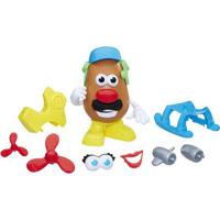 Figura 20 Cm - Mr. Potato Head - Nas Alturas - Mr. Potato Helicóptero - Hasbro