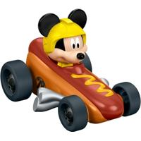 Carrinho De Roda Livre - Disney - Mickey Aventura Sobre Rodas - Fisher-Price - Unissex