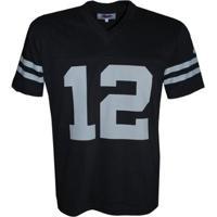 Camisa Liga Retrô Oakland - Masculino