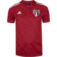 Camisa Pré-Jogo Do São Paulo 2021 Adidas - Masculina