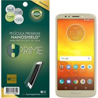 Pelicula Hprime Motorola Moto E5 - Nanoshield