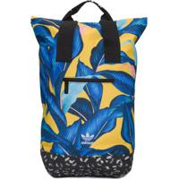 Mochila Top Bp M B Adidas Originals + Farm - Amarelo