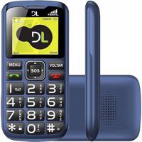 Celular Dl Yc120 Dual Chip Desbloqueado Azul