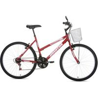 Bicicleta Houston Foxer Maori Aro 26 Quadro Tamanho 20 - Unissex
