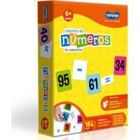 Jogo Educativo - Caixinha De Números - Toyster