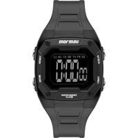 Relógio Mormaii Digital Nxt Kid Mo9451Ab8P Preto