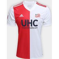 Camisa New England Revolution Mls Away 17/18 S/Nº Torcedor Adidas Masculina - Masculino