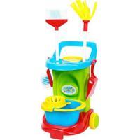 Carrinho De Limpeza Acessórios Cleaning Trolley Colorido Maral - Unissex-Incolor