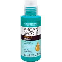 Creightons Argan Smooth Miracle Hair Oil - Óleo Capilar 50Ml - Unissex