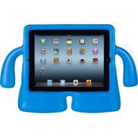 Capa De Ipad Infantil Anti-Impacto Mybag Amigo Azul - Ipad Air 1 E 2