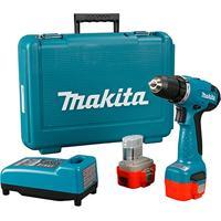 Furadeira E Parafusadeira 3/8 Bateria 9.6V 6261Dwpe 110V - Makita