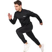 Agasalho Adidas Performance Mts Lin Tric Preto
