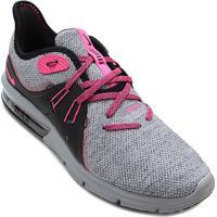 ef249f818ba Netshoes  Tênis Nike Air Max Fury Sequent 3 Feminino - Feminino
