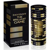 The Brilliant Game Masculino De Zino Davidoff Eau De Toilette 100Ml