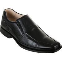 Sapato Masculino Mazuque 3802 - Preto