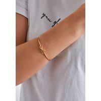 Bracelete Dourado Sister