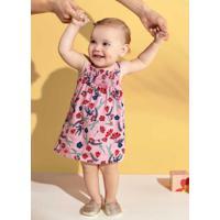 Vestido Brandili Baby Rosa