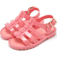 Sandália Pimpolho Colore Rosa