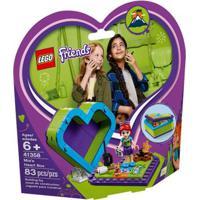 Lego Friends - Box Coração - Mia - 41358