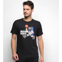 Camiseta Nike Dri-Fit Hoop Basketball Masculina - Masculino