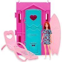 Barbie Studio De Surf Vestido Verde Fun 8582-5