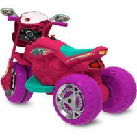 Super Moto Gt Elétrica Pink Bandeirante - 2657