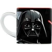 Caneca Quadrada Star Wars Darth Vader 300 Ml