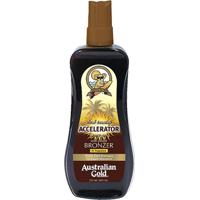 Australian Gold Acelerador De Bronzeamento Instant Bronzer Spray Gel 237Ml - Feminino