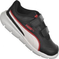 Atitude Esportes  Tênis Puma Stepfleex Infantil fa6773be02940