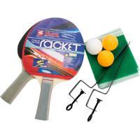 e5f3dce3e Kit Volk Tênis De Mesa (Ping Pong) 2 Raquetes