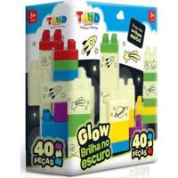 Blocos De Montar - Tand Kids - Glow - Toyster
