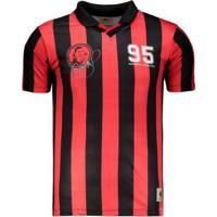 Camisa Athletico Paranaense 1995 Oseas Retro - Masculino