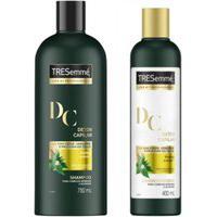 Kit Shampoo E Condicionador Tresemmé Detox Capilar (750X400)Ml