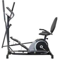 Bicicleta Horizontal + Elíptico Mag 5000D Dream Fitness - Unissex