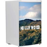 Adesivo Sunset Adesivos De Frigobar Envelopamento Porta Hollywood
