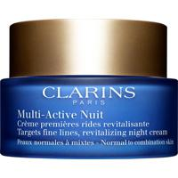 Creme Anti-Idade Clarins Multi Active Night 50Ml