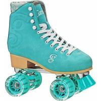 Patins Quad Roller Derby Candi Girl Carlin Seafoam (Espuma Do Mar) - Feminino