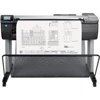 Multifuncional Hp Designjet T830 Wireless 36 Polegadas Com Impressora, Copiadora, Scanner