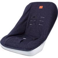 Capa Protetora Para Bebê Conforto Em Fleece Jeans - Petit Cpbc4590 Capa P/ Bebe Conforto Suedine Fleece Marinho