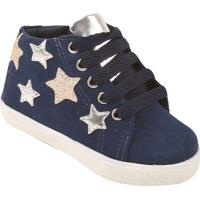 Tênis Estrelas- Azul Marinhobambini