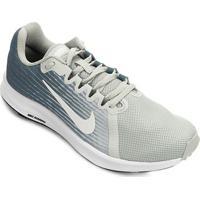 Tênis Nike Wmns Downshifter 8 Feminino - Feminino-Azul+Chumbo