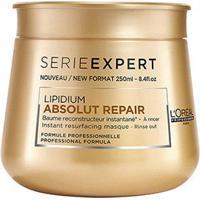 Máscara De Tratamento L'Oréal Professionnel Absolut Repair Lipidium 250G - Unissex-Incolor