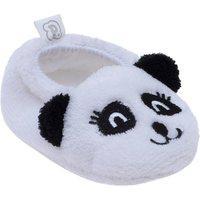 Pantufa Meia Sapatinho De Bebe Infantil Urso Panda